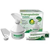 Transpulin Erkältungsbalsam 3x100g plus gratis Inhalator; mit mehrfacher Wirkung: antiviral, antibakteriell und... preisvergleich bei billige-tabletten.eu