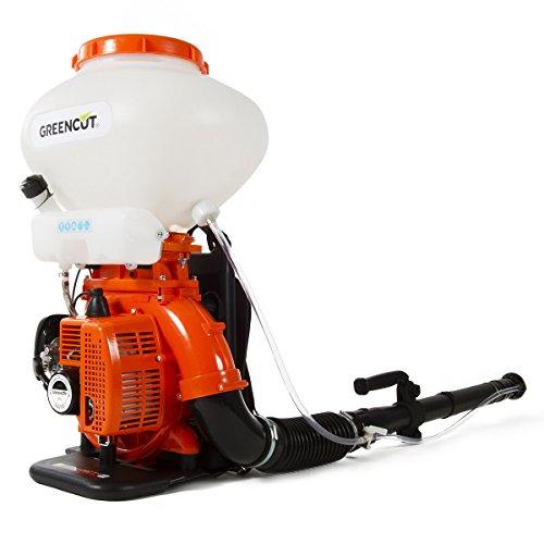 greencut ebw700Spray Atomizzatore motore 42cc Potenza 2, 13kW 20L Arancione
