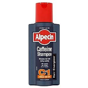 41xXl39%2B0pL. SS300  - Alpecin C1 Caffeine Shampoo Hair Energizer (250ml) - Pack of 6