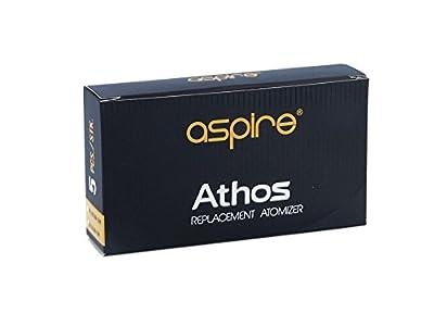 Aspire A5 Penta-Coil mit 0,16 Ohm - für den Aspire Athos Verdampfer - 5 Stück pro Packung von Aspire®