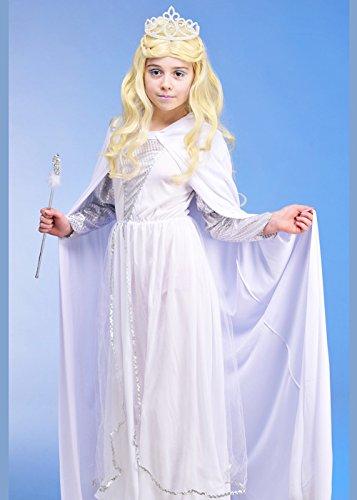 xe Narnia Stil Kostüm Medium (6-8yrs) (Klassische Buch Charaktere Kostüme)