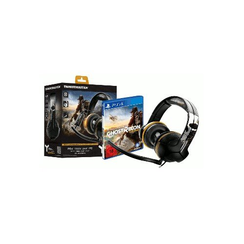 Headset TM Y300CPX Ghost Recon Wildlands Edition inkl. Spiel (Ghost Recon-kopfhörer)