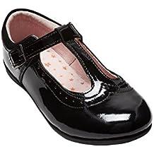 next Bambina Scarpe in Vernice con Cinturino A T (Bambine Grandi)  vestibilità Standard 2ce135637c5