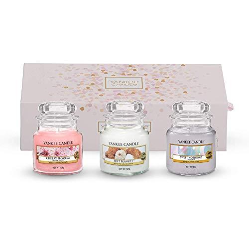 Yankee Candle Geschenkset für jeden Tag | 3kleine Jars