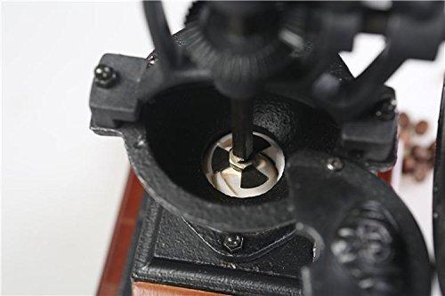 macinino da caffè rotondo piccola macchina da caffè a mano d'epoca A11L Allarme perdita-singolo per la casa, il