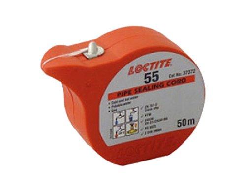 Henkel Loctite 55 - Cavo per sigillare tubi, 50 m