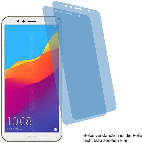 4ProTec 2X ANTIREFLEX matt Schutzfolie für Huawei Honor 7A AUM-TL00 Bildschirmschutzfolie Displayschutzfolie Schutzhülle Bildschirmschutz Bildschirmfolie Folie