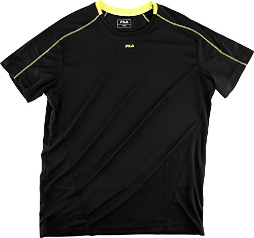 Fila Herren T-Shirt Australia Schwarz