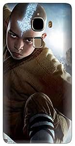 Delberto Printed Back Cover for LeEco Le Maxx