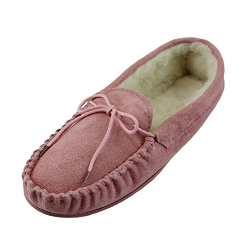 Sheepskin World, Pantofole donna Pink