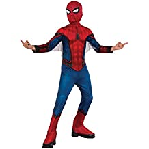 Official Rubie's Spider-Man Homecoming Classic Childs Costume