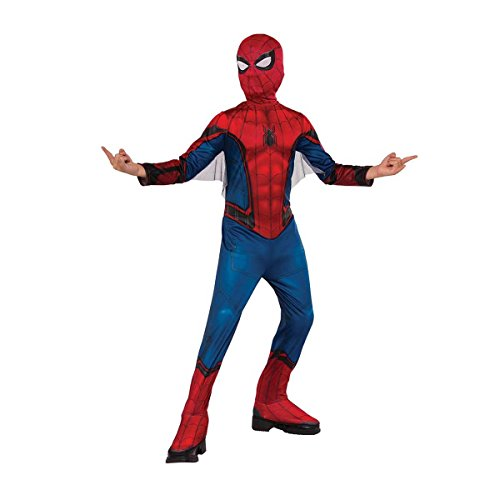 Rubie's Kinder-Kostüm Offizielles klassisches Spider-Man Homecoming -