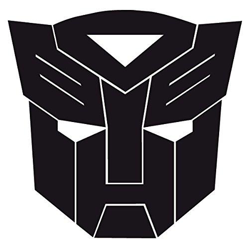 Wadeco Transformers Logo Wandtat...