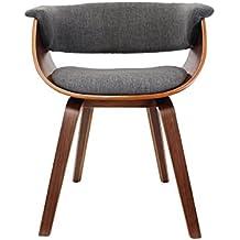 Amazon.es: sillas madera vintage - 1 estrella y más