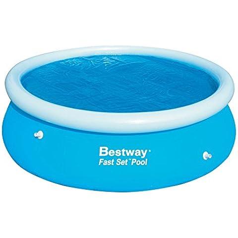 Bestway 2,4m 3m 3,7m 4,6m Fast Set