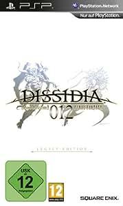 Dissidia 012 [duodecim] Final Fantasy - Legacy Edition