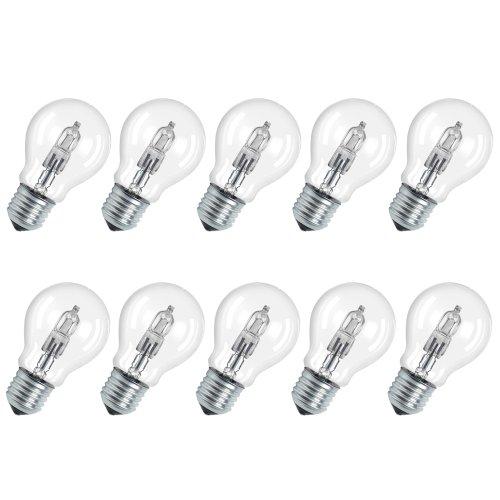 10 x Ampoules oSRAM ampoule halogène 230 v 100 w e27 77W = a classic pRO 64547