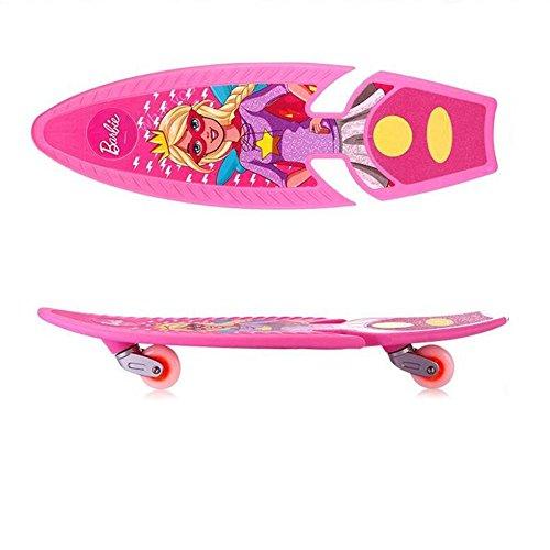 ZHAOHUIFANG Roller Kinder Zwei Runden Vitality Board Kinder Roller Zwei Runden Anfänger Jugend Paddle Board 79 cm * 25,5 cm