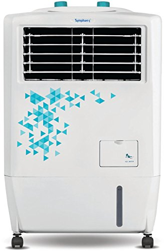 Symphony Ninja Xl 17-Litre Air Cooler (White)  available at amazon for Rs.5890