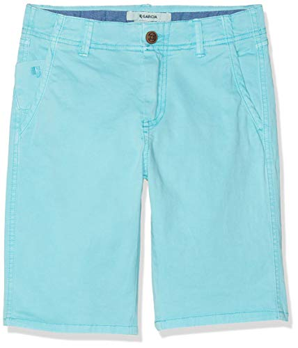 Garcia Kids Jungen C93521 Shorts, Blau (Uesteel 2937), Herstellergröße: 164 (Teen Boy Shorts)
