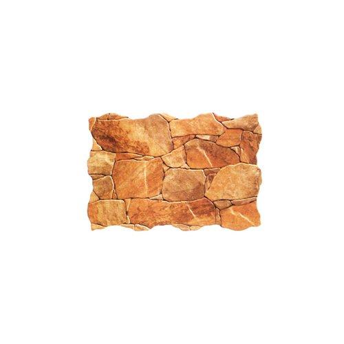 1 piastrella da rivestimento parete effetto pietra ricostruita naturale muretto,Roccia (gres),32x48 - Pietra Naturale Della Roccia