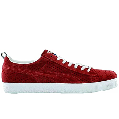 Puma Clyde X Undftd Gametime Rouge/Blanc - Rouge - Rot,