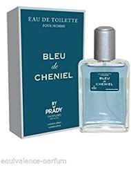 Bleu de Cheniel - Parfum homme - 100 ml EDT - Générique Grande Marque
