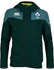 Irlande Royal Football Club T-Shirt de Sport à capuche pour femme zip intégral
