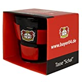 Bayer 04 Leverkusen Tasse / Becher 'Schal'