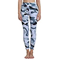 2e8278689d BANAA Ladies' Trouser, Women's Print Leggings Sports Gym Yoga Sweatpants  Workout Fitness Lounge Athletic