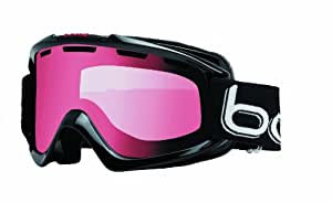 Bolle Nova Ski Goggles - Shiny Black, Medium/Large