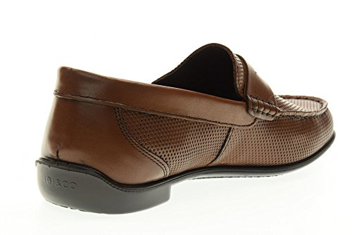 IGI&CO Man mocassin chaussures 77026/00 BROWN brown