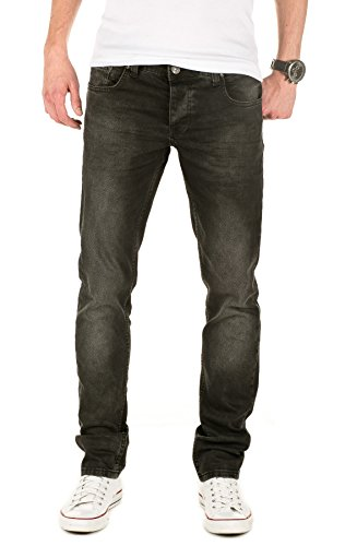 PITTMAN Herren Jeans 411 slim fit