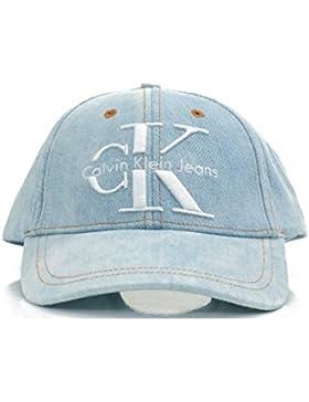 Calvin Klein Re-Issue Damen Kappe Blau