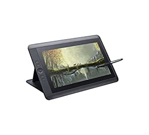 Wacom DTH -1300 Display Interattivo Full HD con Penna Cintiq e Touch 13 Pollici, Nero