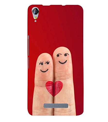 Smiley Fingers 3D Hard Polycarbonate Designer Back Case Cover for Micromax Canvas Juice 3+ Q394 :: Micromax Canvas Juice 3 Plus Q394  available at amazon for Rs.281