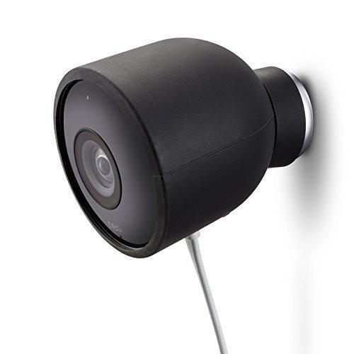 Farbige Silikon Schutzhülle für Nest Cam Outdoor Überwachungskamera - Schützen und tarnen...