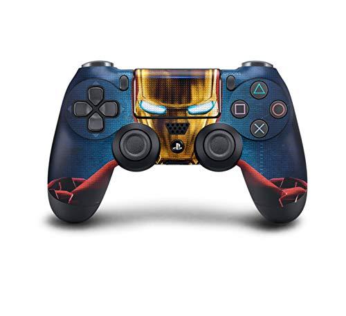 PS4 Dualshock Controller-Schutzfolie für PS4-Ironman, individuell angepasster Controller - Ps4 Duty Konsole Of Call Bundle,
