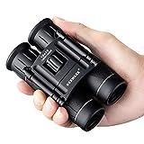 Best Concert Binoculars - KEXWAXX Binoculars Compact, 10x25 Mini Pocket Binoculars Review