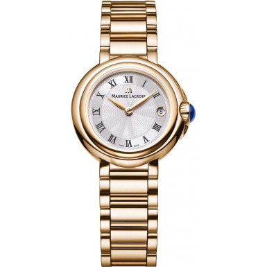 Maurice Lacroix FA1003-PVP06-110-1 Ladies Fiaba Gold Steel Bracelet Watch