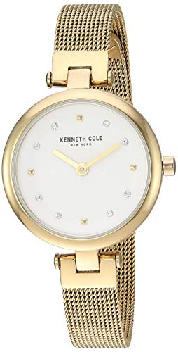 Kenneth Cole New York KC50511002 Women's Analogue Quartz Watch Stainless Steel