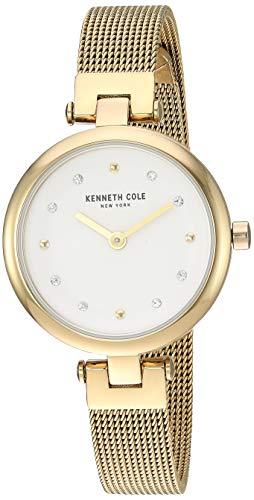 Kenneth Cole New York Mujer Reloj De Pulsera Analógico Cuarzo Acero Inoxidable kc50511002