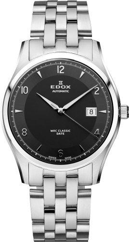 Edox WRC Classic Date Automatic Men's Automatic Watch 80087-3-GIN