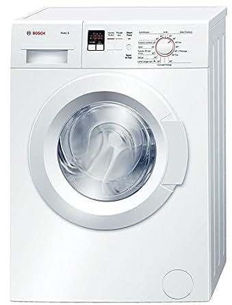 Bosch WLX20161FF Autonome Charge avant 6kg 1000tr/min A+ Blanc machine à laver - machines à laver (Autonome, Charge avant, A+, A, D, Blanc)