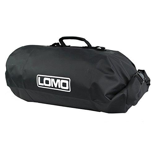 Lomo 20L Motorradtasche - Wasserdicht Motorrad Gepäckrolle