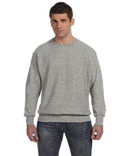 Champion Adult Reverse Weave Crew (Oxford Gray) (XL) (Heavyweight Sweatshirt Champion)
