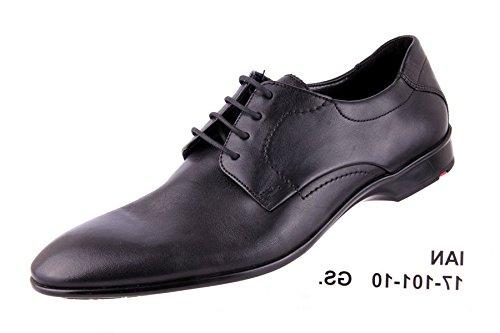 LLOYD  Ian, Chaussures de ville à lacets pour homme Schwarz