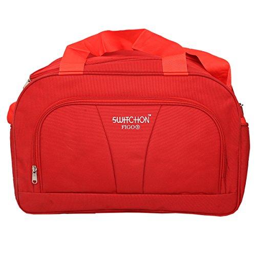 """Kuber Industriesâ""""¢ Travel Duffle Luggage Bag, Shoulder Bag, Weekender Bag with Inner Pocket- KI19060"""
