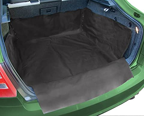 XtremeAuto® SPORTS CAR BOOT LINER PROTECTOR SHEET. Heavy Duty, Removable, Washable,