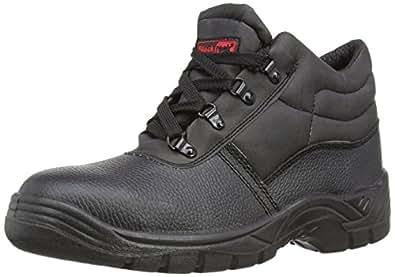 Blackrock SF02, Unisex-Adults' Safety Shoes, Black, 3 UK